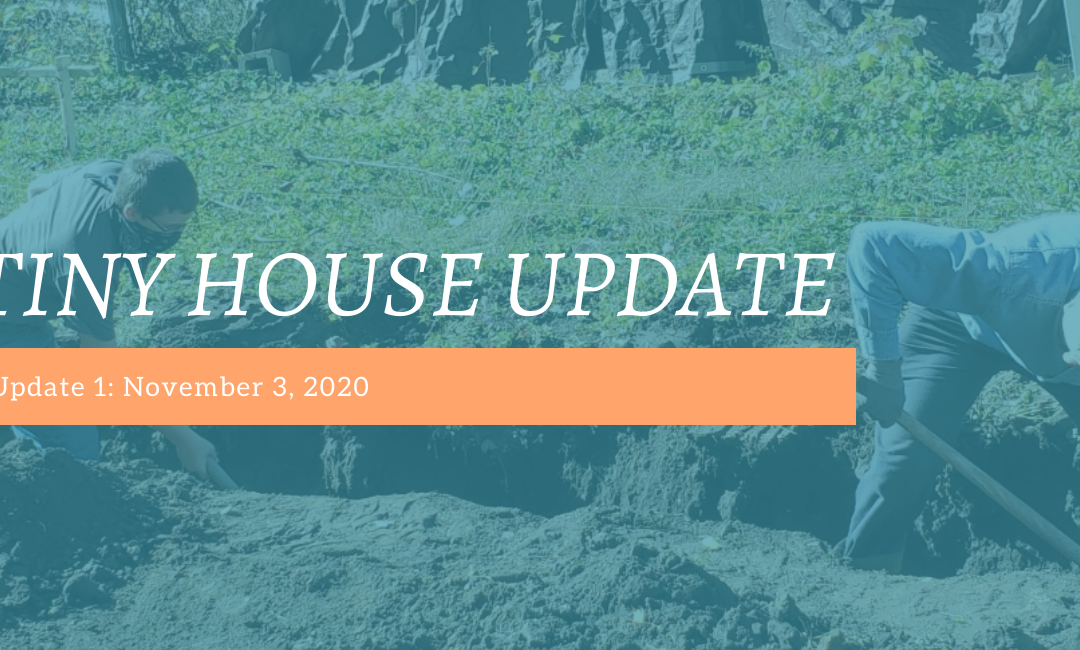 Tiny House Update #1
