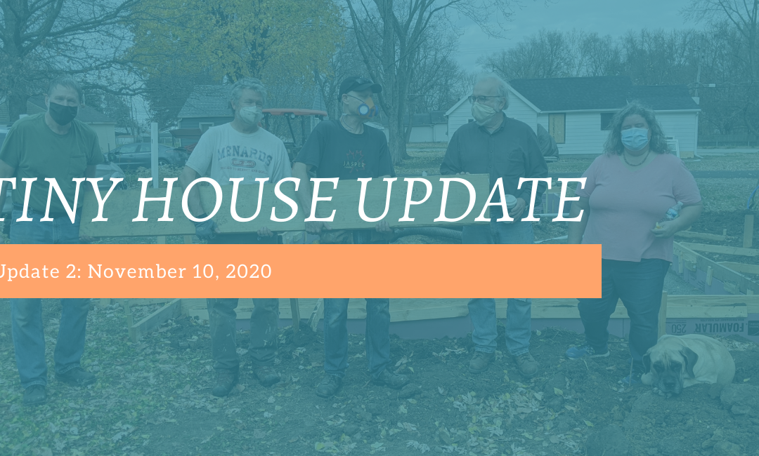 Tiny House Update #2